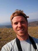 Aidan Maccormick, co-author of Birds of Bolivia Field Guide