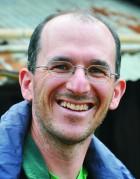 Michael Kessler, illustrator for the Birds of Bolivia Field Guide