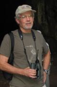 Van Remsen, coauthor of the Birds of Bolivia Field Guide
